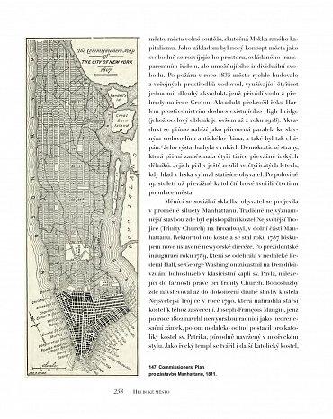 Náhled Hluboké město - Moderní metropole jako druhý Řím