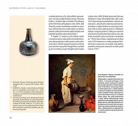 Náhled Historie pivní lahve v Čechách