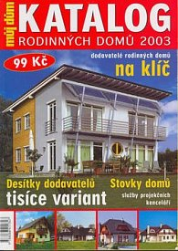 Katalog rodinných domů 2003