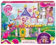 My Little Pony královská svatba hrací set
