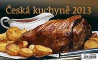 Kalendář stolní 2013 - Česká kuchyně