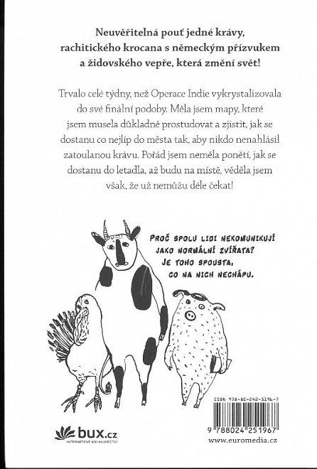 Náhled Kráva nebeská