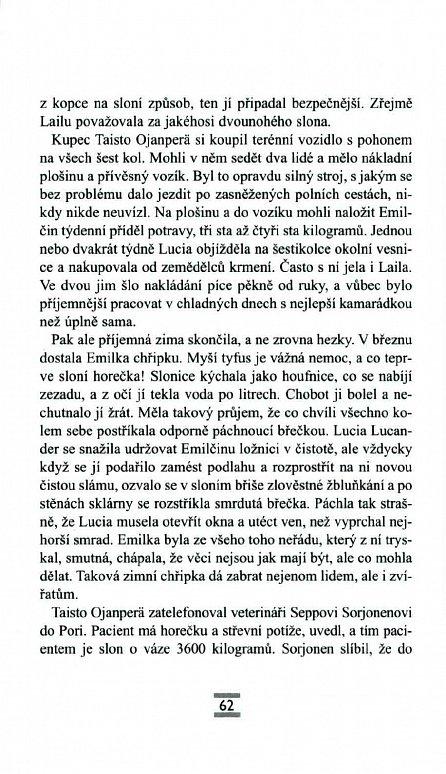 Náhled Nejdelší chobot ve Finsku