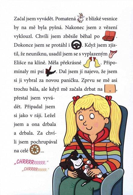 Náhled Pejsek Tom a jak to začalo - Obrázkové čtení