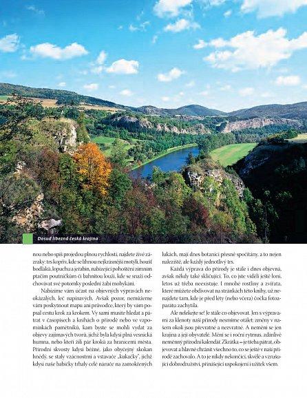 Náhled Putování českou přírodou