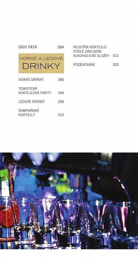 Náhled Encyklopedie koktejlů z celého světa - Nepostradatelný průvodce vzrušujícím světem míchaných nápojů