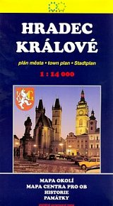 Hradec Králové 1:14 000