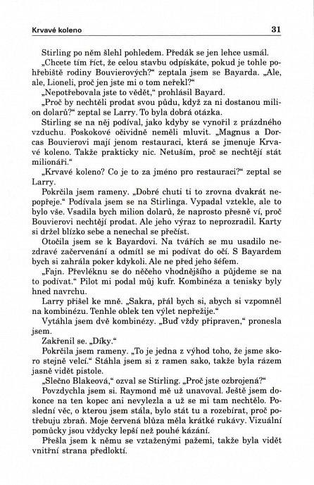 Náhled Anita Blake 5 - Krvavé koleno