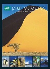 Kalenář nástěnný 2012 - BBC Zázračná planeta, 33 x 46 cm