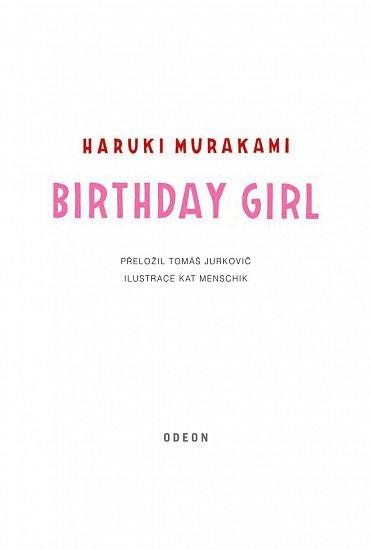 Náhled Birthday Girl