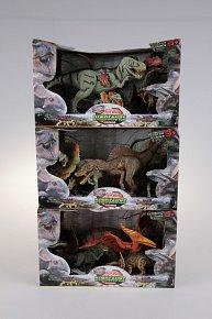 Dinosauři 4 ks
