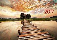 Kalendář nástěnný 2017 - Via