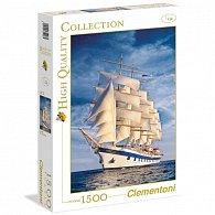 Puzzle 1500 dílků Sailingship