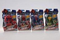 Spiderman transformovatelné figurky na auto
