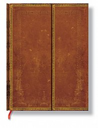 Zápisník - Handtooled Wrap, ultra 180x230