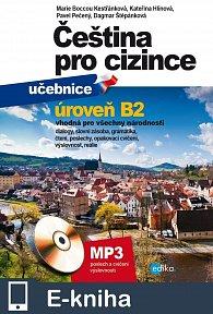 Čeština pro cizince B2 (E-KNIHA)