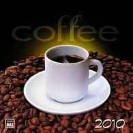 Coffee 2010 - nástěnný kalendář