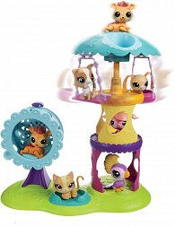 Littlest Pet Shop magic motion hrací set