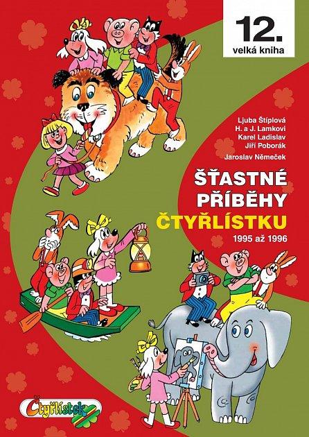 Náhled Šťastné příběhy Čtyřlístku 1995 - 1996 12. kniha
