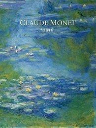 Claude Monet 2016 - nástěnný kalendář
