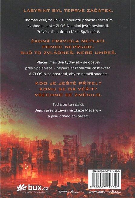 Náhled Labyrint 2 - Spáleniště: Zkouška