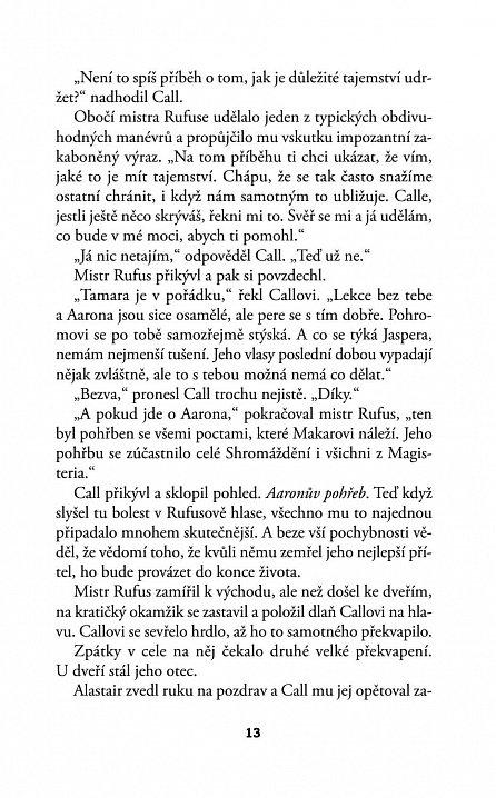 Náhled Magisterium 4: Stříbrná maska