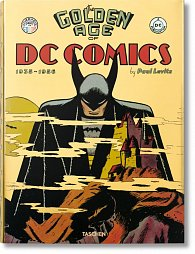 va-DC Comics Golden Age