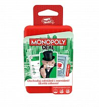 Karty Shuffle Monopoly
