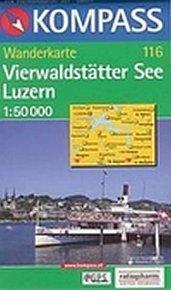 Vierwaldstätter See,Luzern 116 / 1:50T NKOM