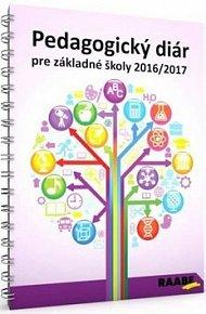 Pedagogický diár pre základné školy 2016/2017