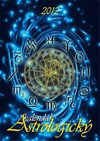 Astrologický kalendář - nástěnný kalendář 2012