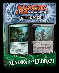 MTG: Duel Deck 2015 - Zendikar vs. Eldrazi (1/6)