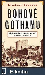 Bohové Gothamu (E-KNIHA)