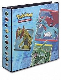 Pokémon: Generic 6 - 3 kroužkové album