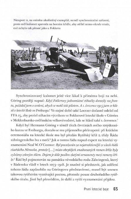 Náhled Hermann Göring - Stíhací eso první světové války