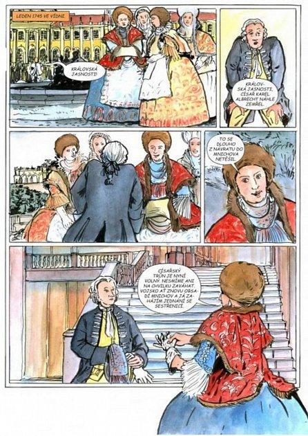 Náhled Marie Terezie a její Habsburkové