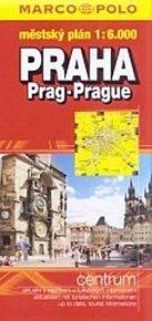 Praha/městský plán-centrum 1:6T VKÚ