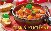 Česká kuchyně 2017 - stolní kalendář
