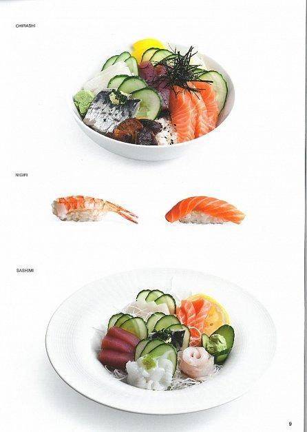 Náhled Sushi - Doma, krok za krokem