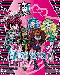 Monster High Moji kruto skvelí pritatelia