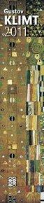 Kalendář 2011 - Gustav Klimt (10,5x48) nástěnný