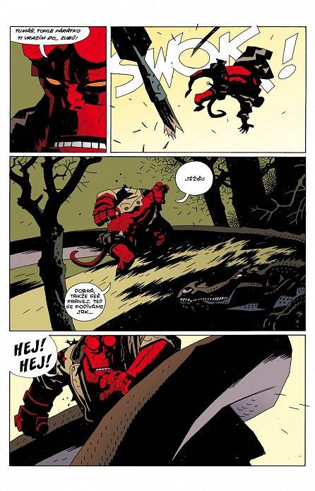 Náhled Hellboy 4 - Pravá ruka zkázy