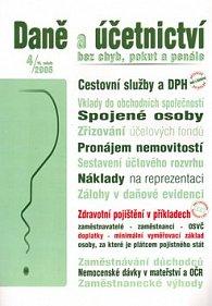 Daně a účetnictví bez chyb, pokut a penále 4/2005