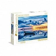 Puzzle 1500 dílků Pobřeží
