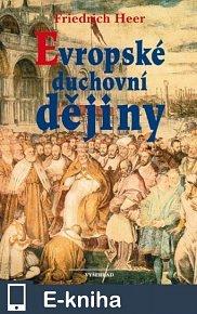 Evropské duchovní dějiny (E-KNIHA)