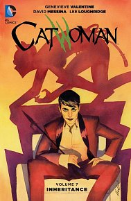 Catwoman (2011-) Vol. 7: Inheritance