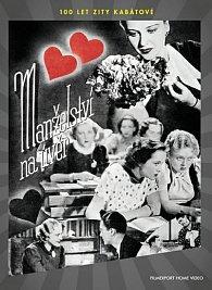 Manželství na úvěr - DVD (digipack)