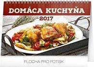 Domáca kuchyňa - stolový kalendár 2017
