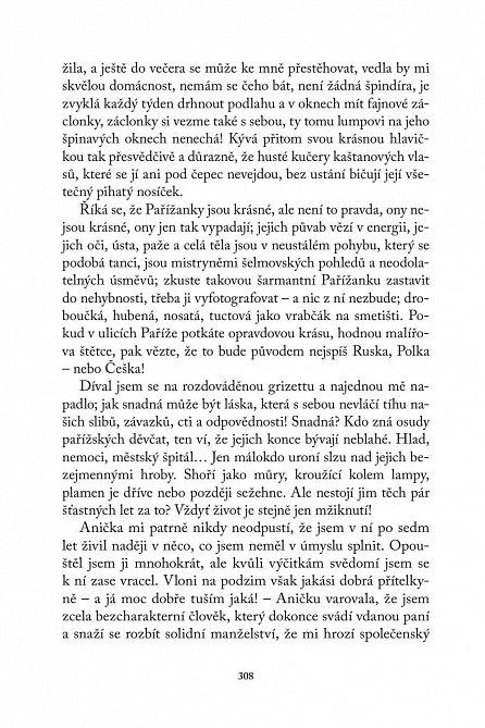 Náhled Srdce v kleci - Román o něžném rváči Janu Nerudovi