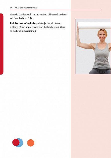 Náhled Pilates na pěnovém válci